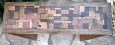 Diseño de mesas. Mueble cubre radiadores.
